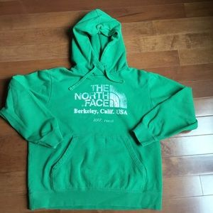VINTAGE The North Face Berkeley California hoodie